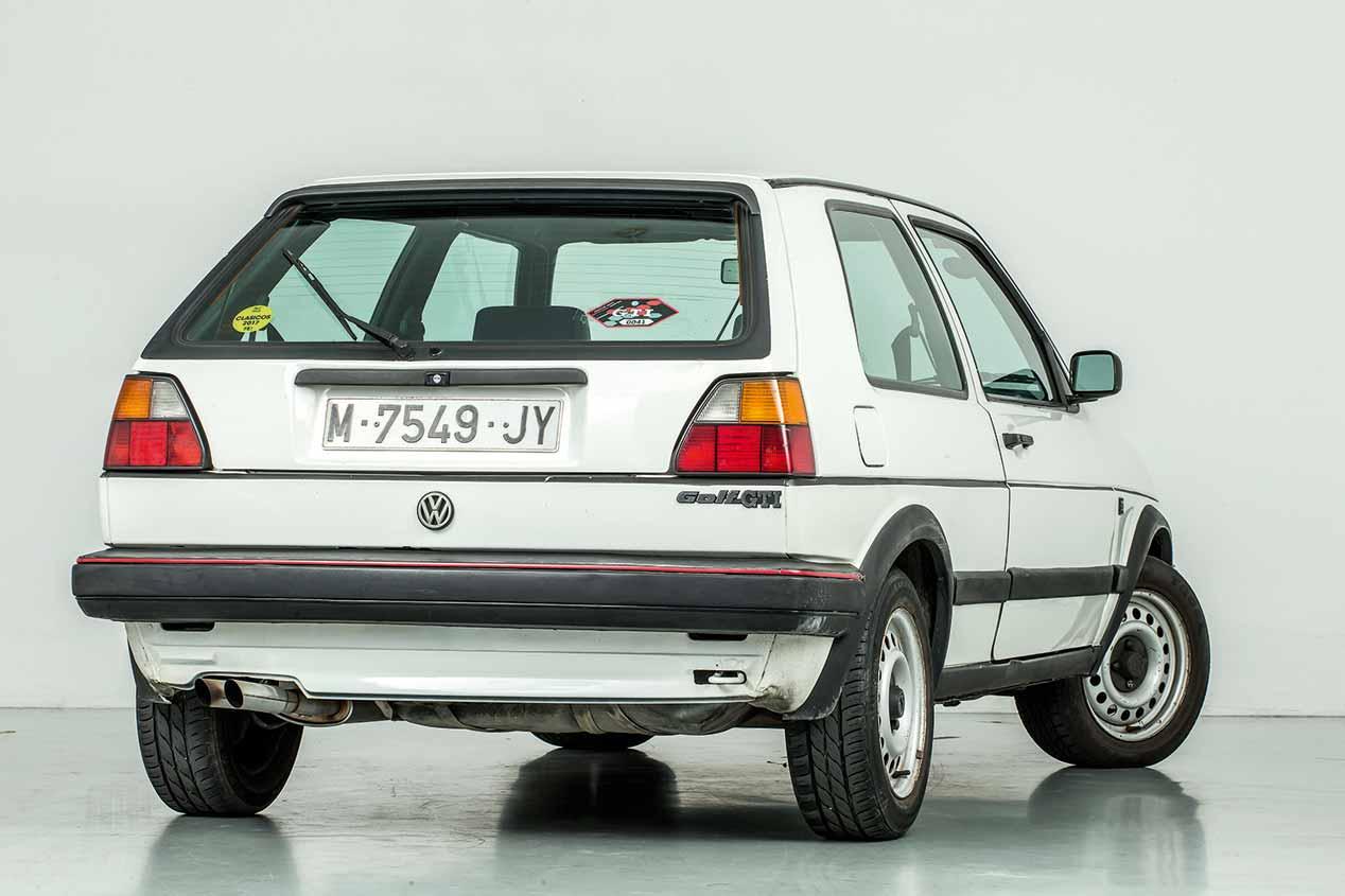 VW Golf GTI MKII: un deportivo clásico muy interesante
