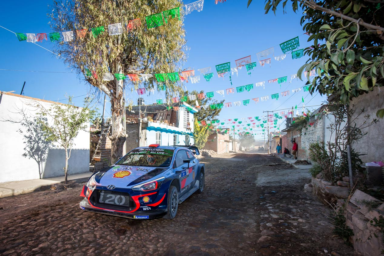 Rally de Portugal 2018: Dani Sordo, a por otro podium