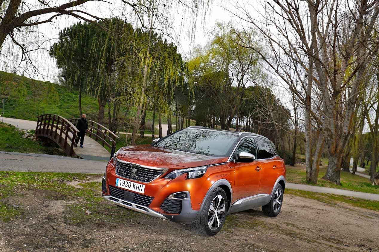 A prueba el Peugeot 3008 2.0 BlueHDI 180 CV EAT8