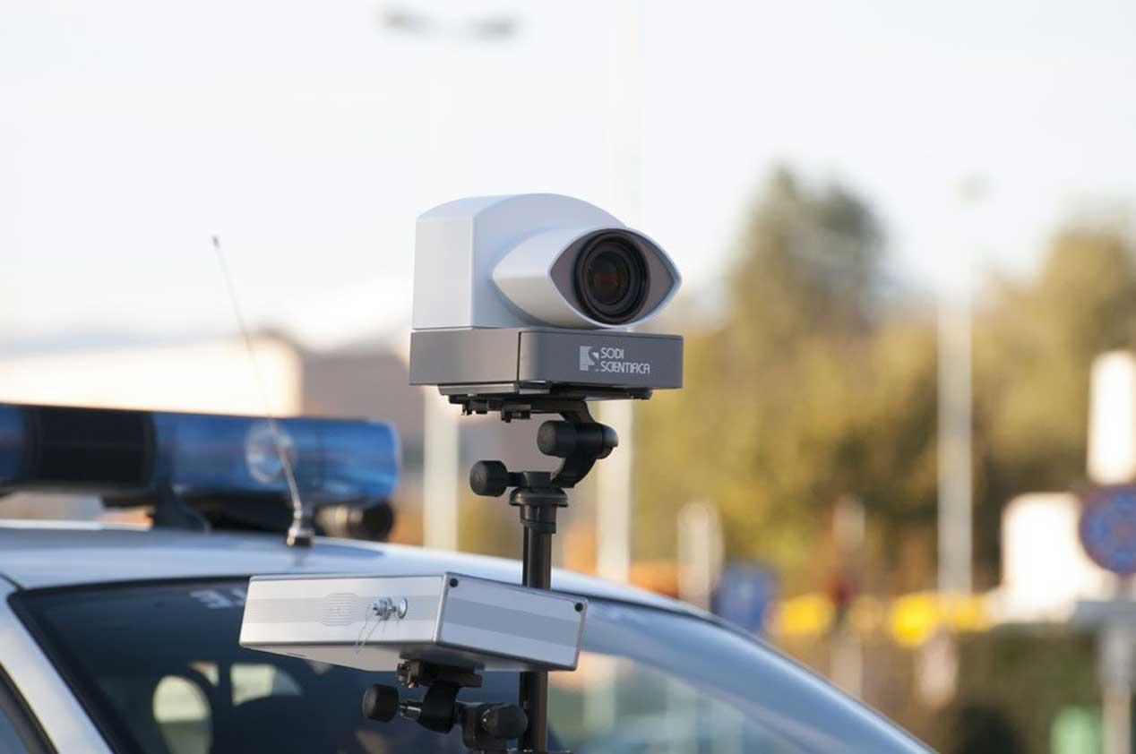 Autovelox 106, así es el nuevo radar de la DGT