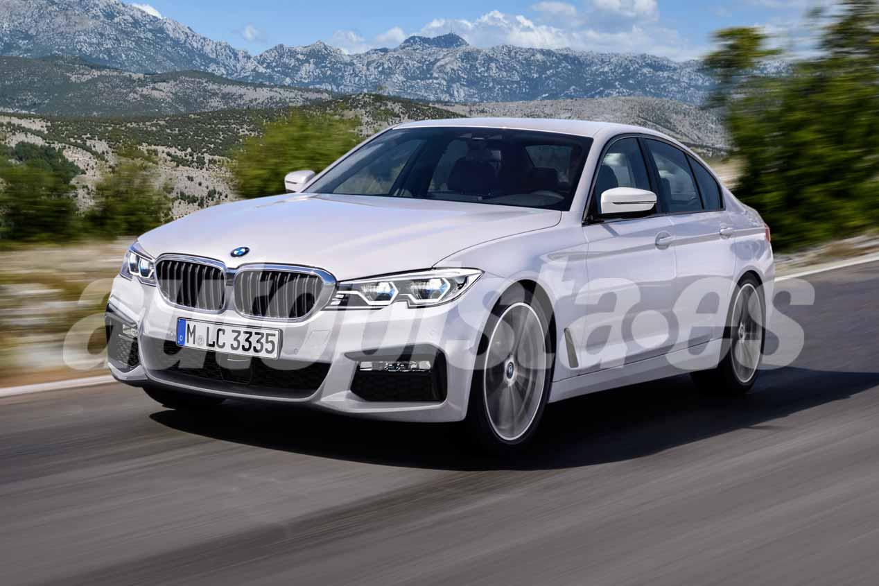 BMW Serie 3 2019 y BMW M3 2020, primeras imágenes