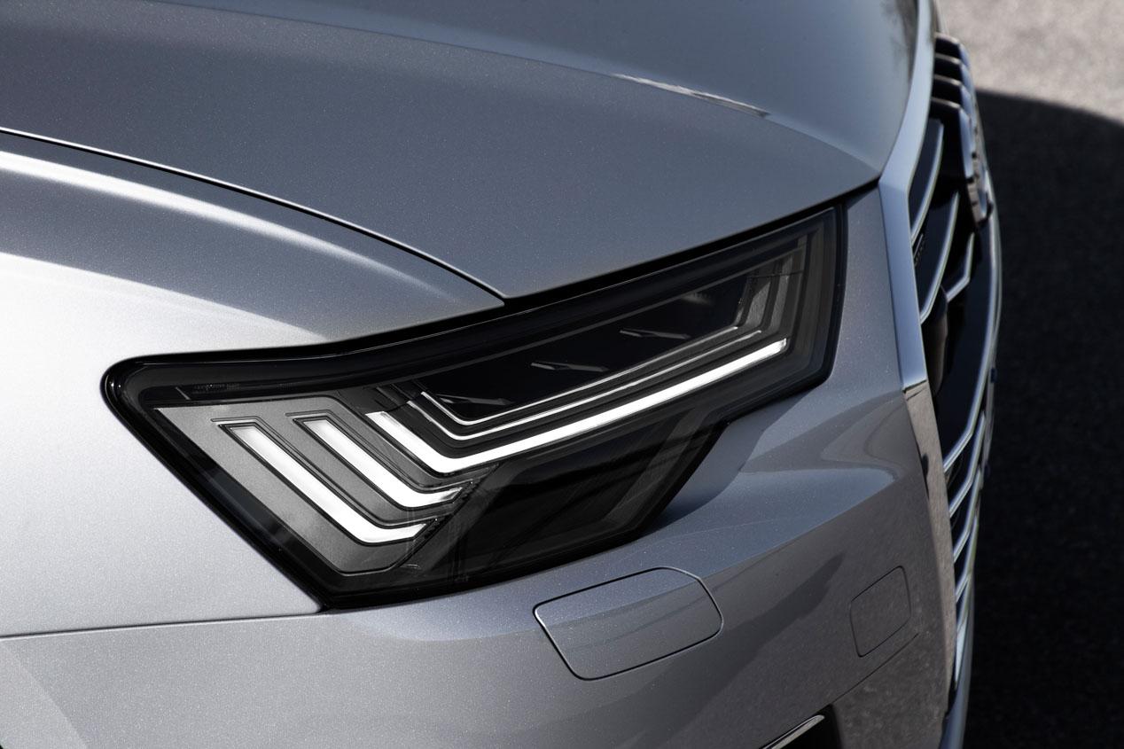 Audi A6 2018: la nueva generación A6 ya está aquí