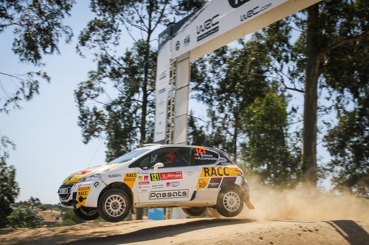 Arranca la Peugeot Rally Cup Ibérica 2018