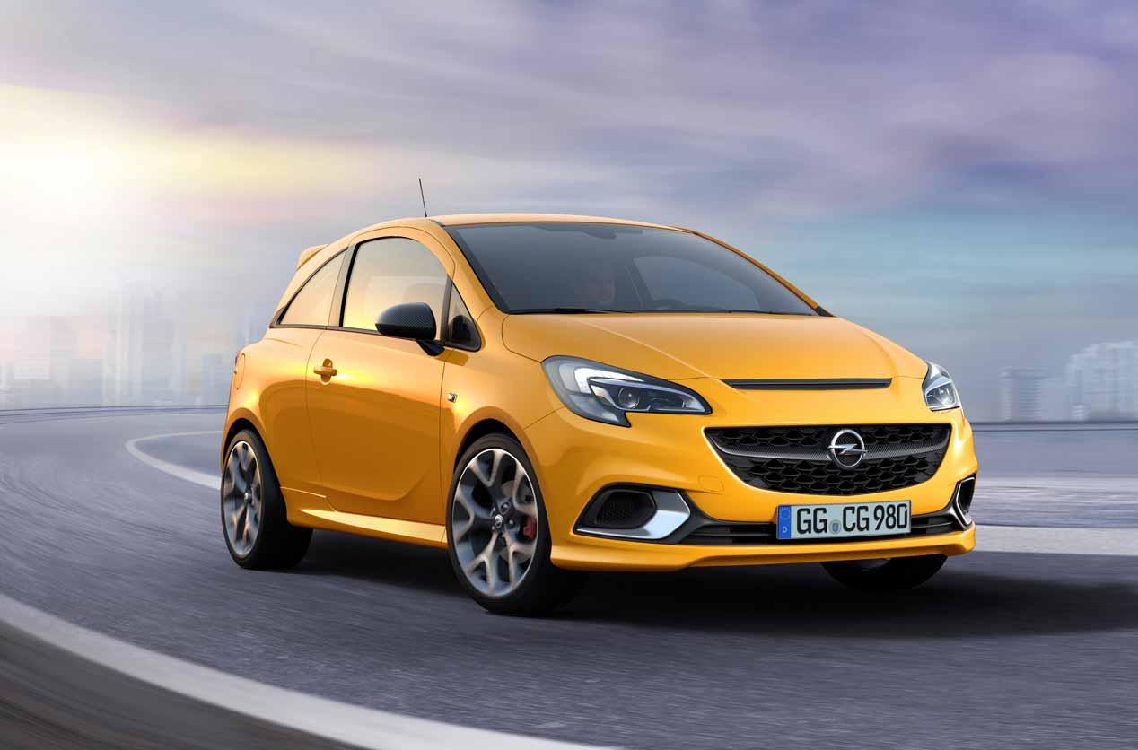 El Opel Corsa GSi 2018 toma forma