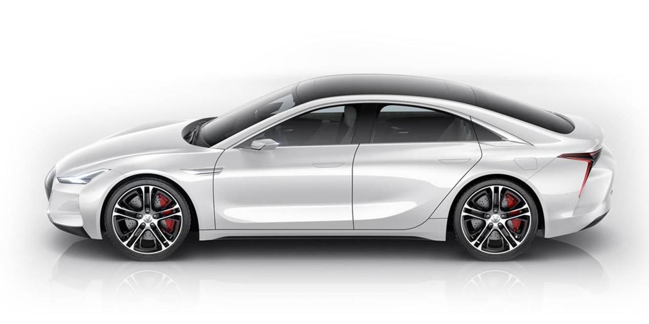 Youxia Ranger X: el Tesla Model S chino