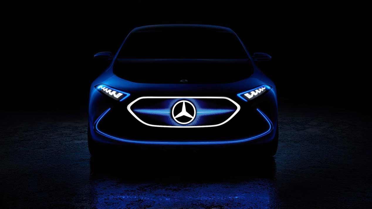 Mercedes EQ A, el primer Mercedes fabricado en Francia