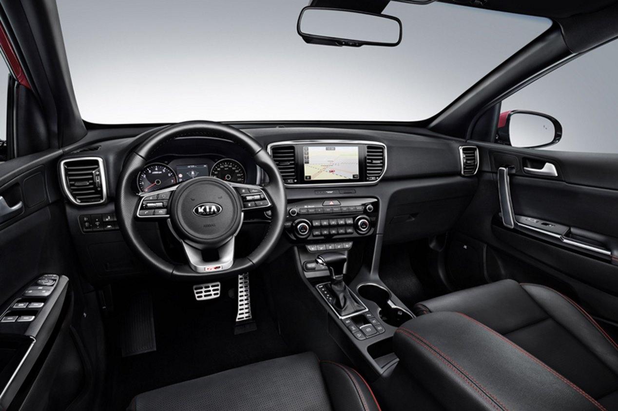 Kia Sportage 2018: el nuevo SUV, en fotos
