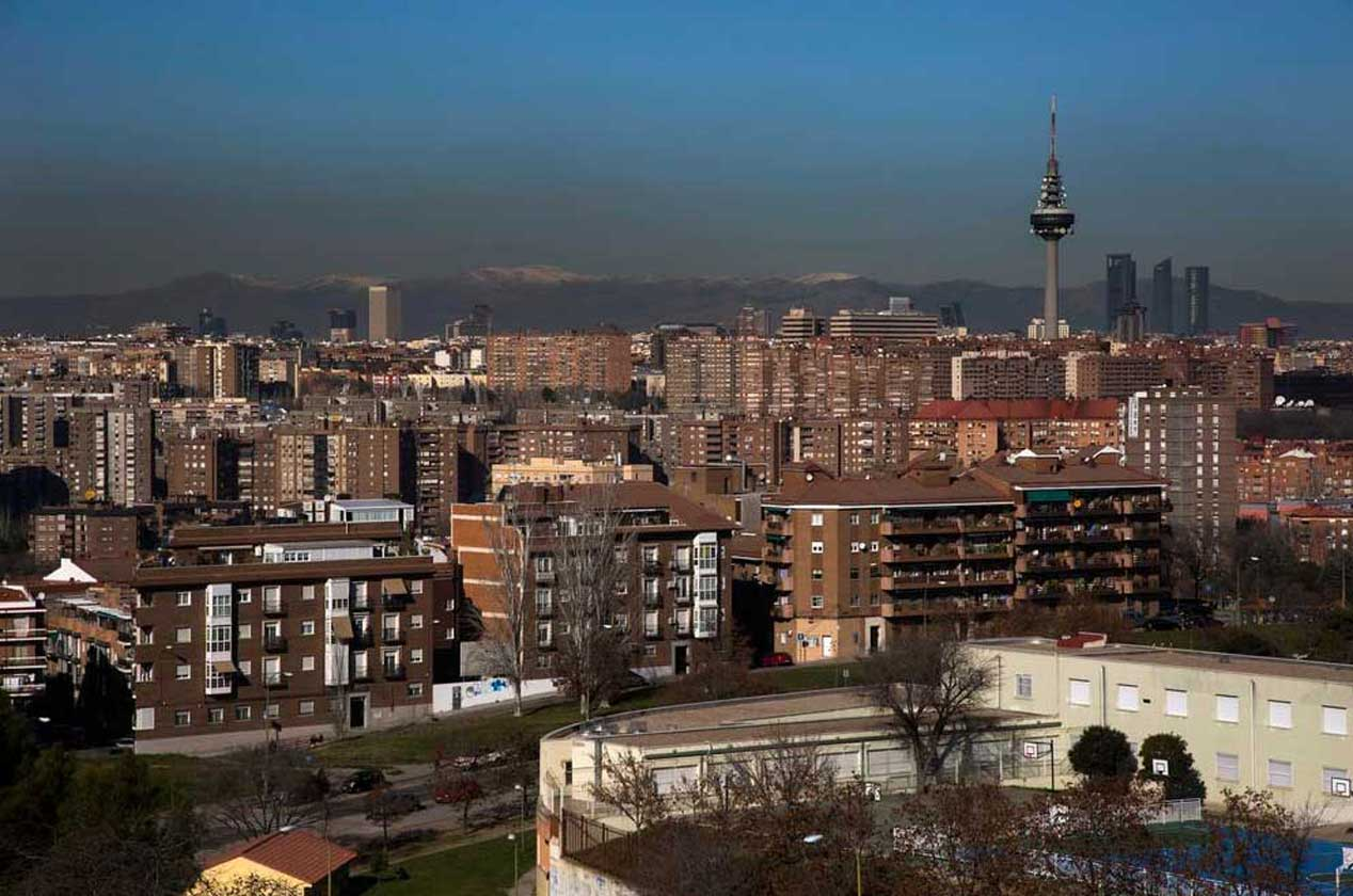 Madrid cerrará el centro al tráfico en noviembre