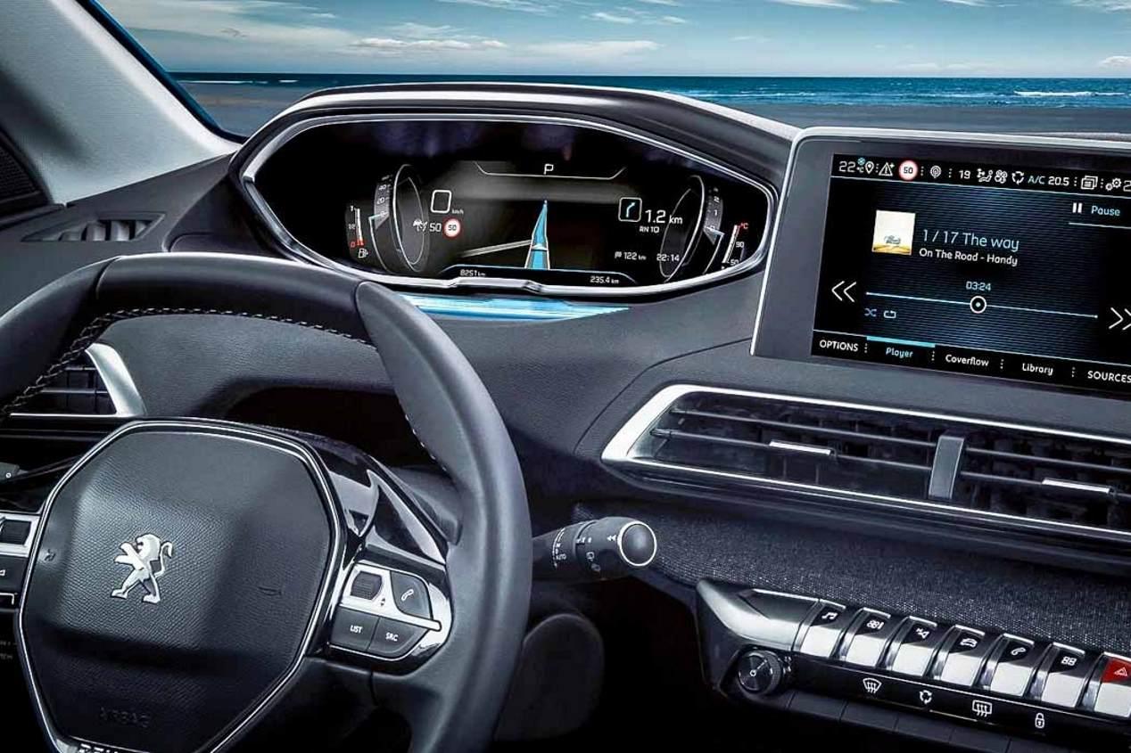 Los últimos coches conceptos de Peugeot