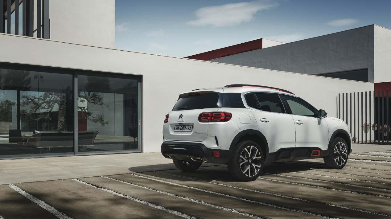 Citroën C5 Aircross: así es el nuevo SUV que llega a final de año