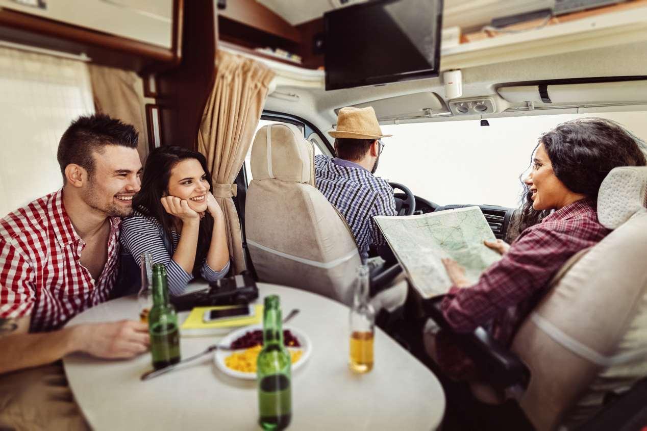 Los mejores consejos para alquilar una autocaravana