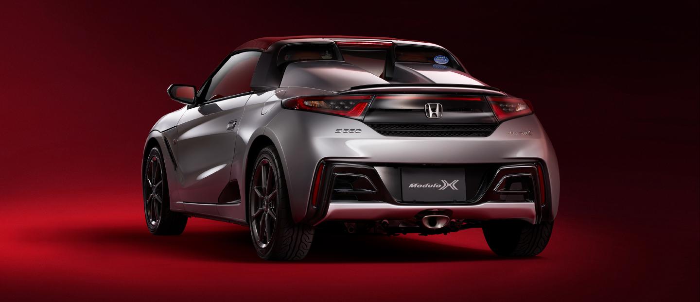 Las mejores imágenes del Honda S660 Modulo X
