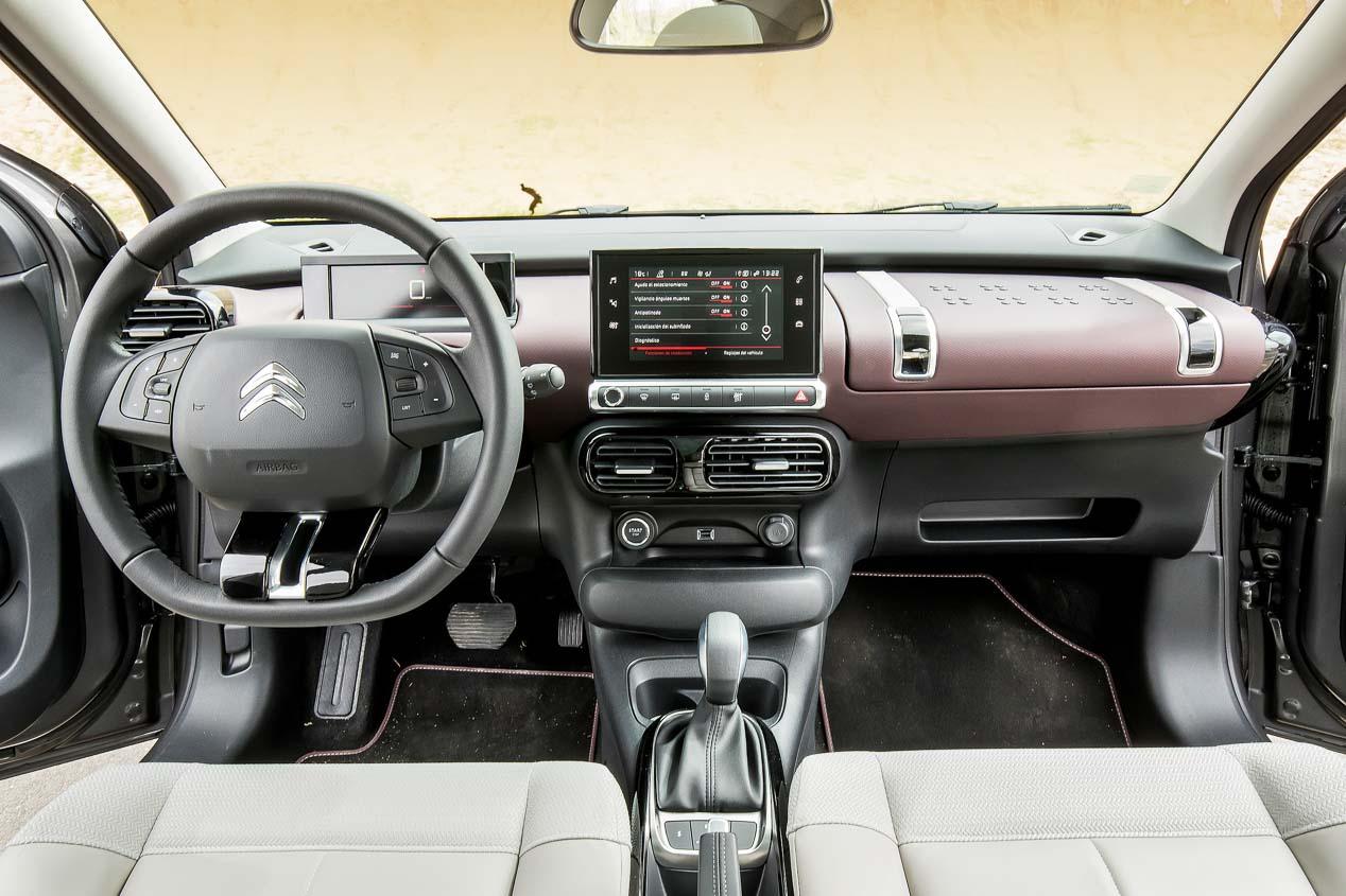 Citroën C4 Cactus 2017 vs C4 Cactus 2018