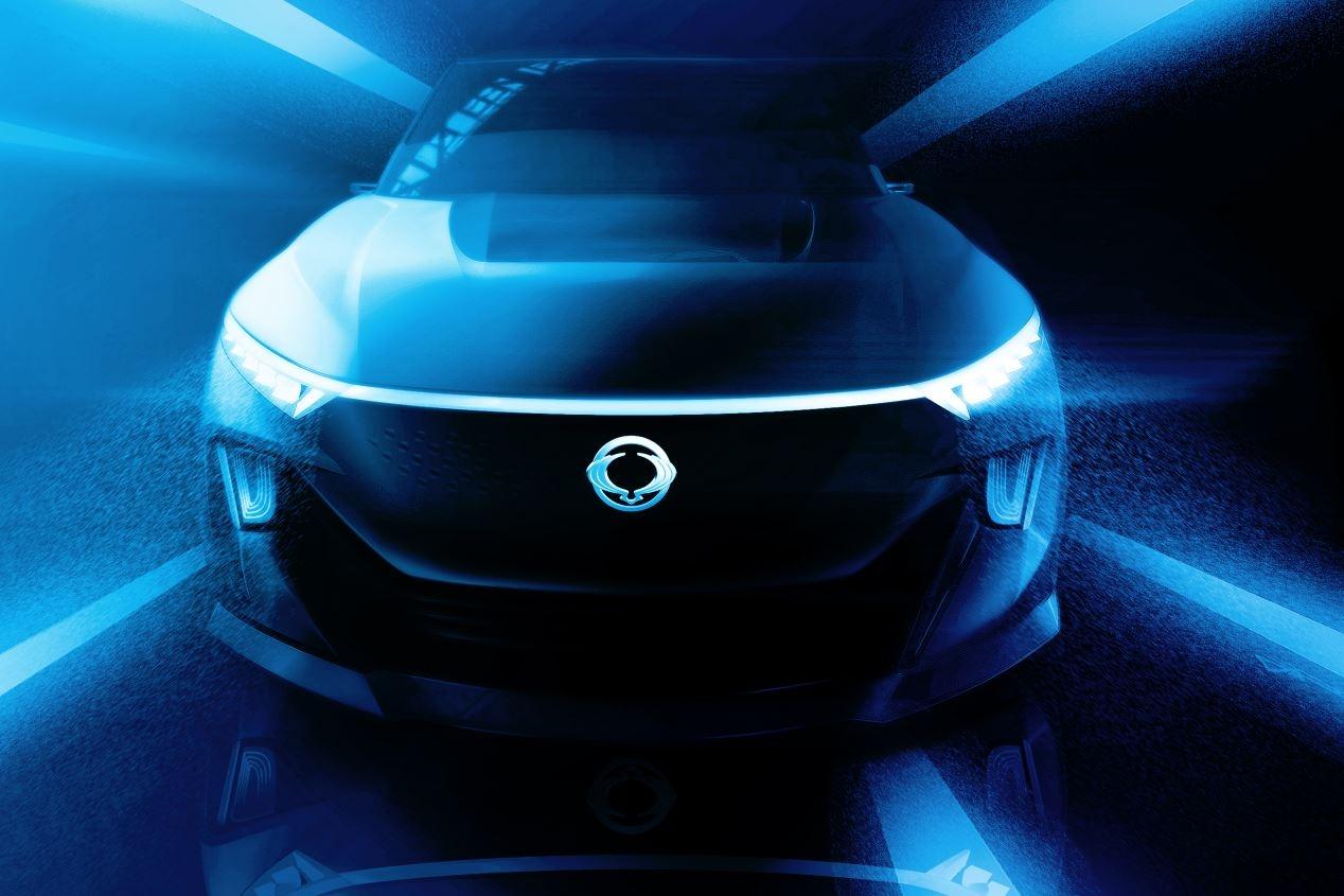 SsangYong Korando EV, SUV eléctrico