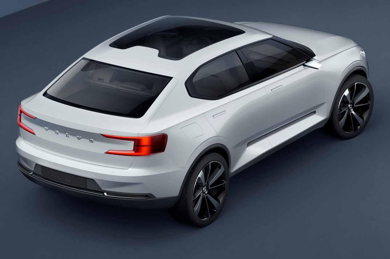 Volvo V40 2019: así será el nuevo compacto