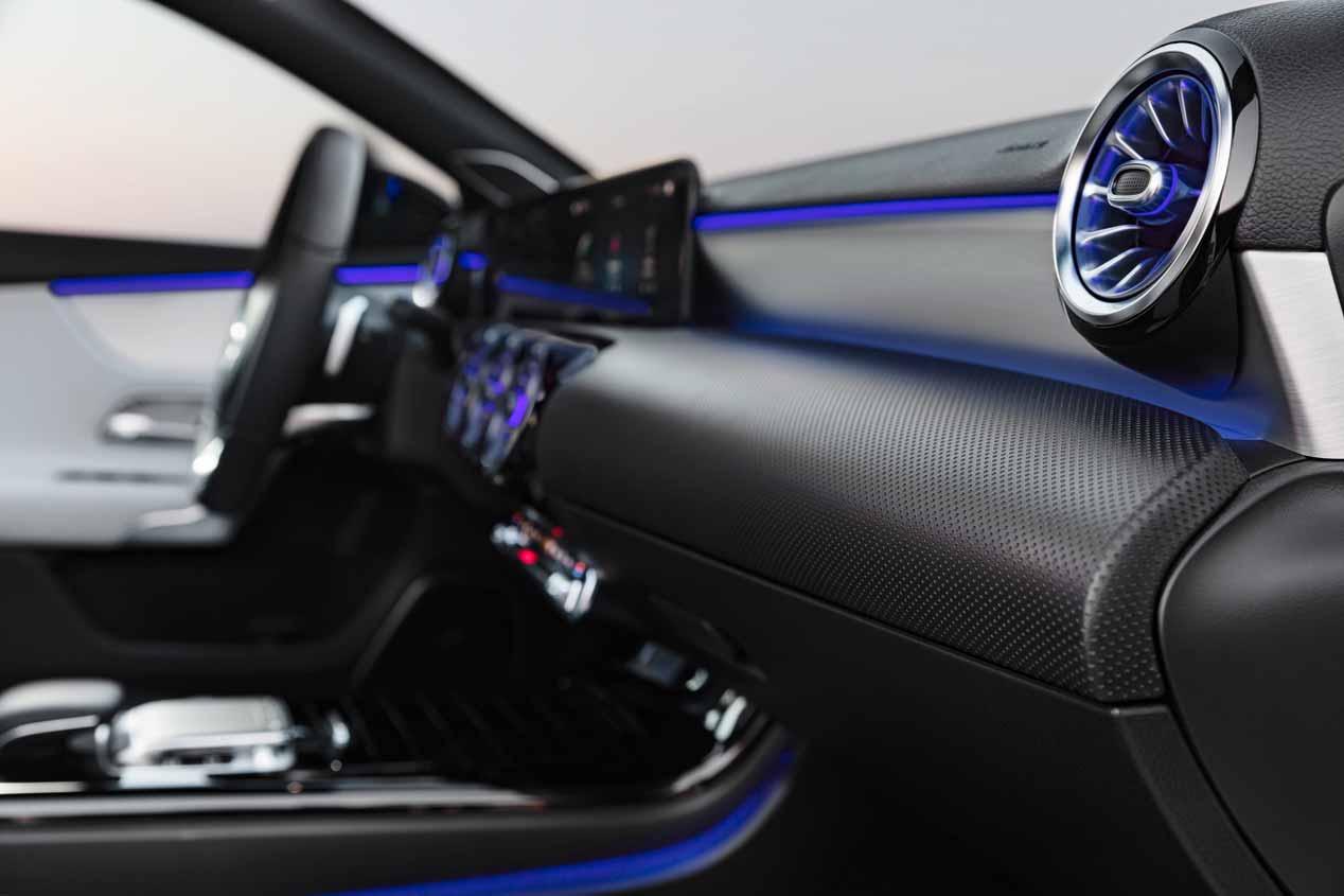 Mercedes GLB 2019: el nuevo SUV, entre el GLA y el GLC
