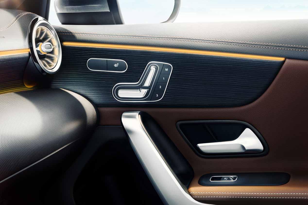 Mercedes GLB 2019: más 4x4 y más grande que el GLA