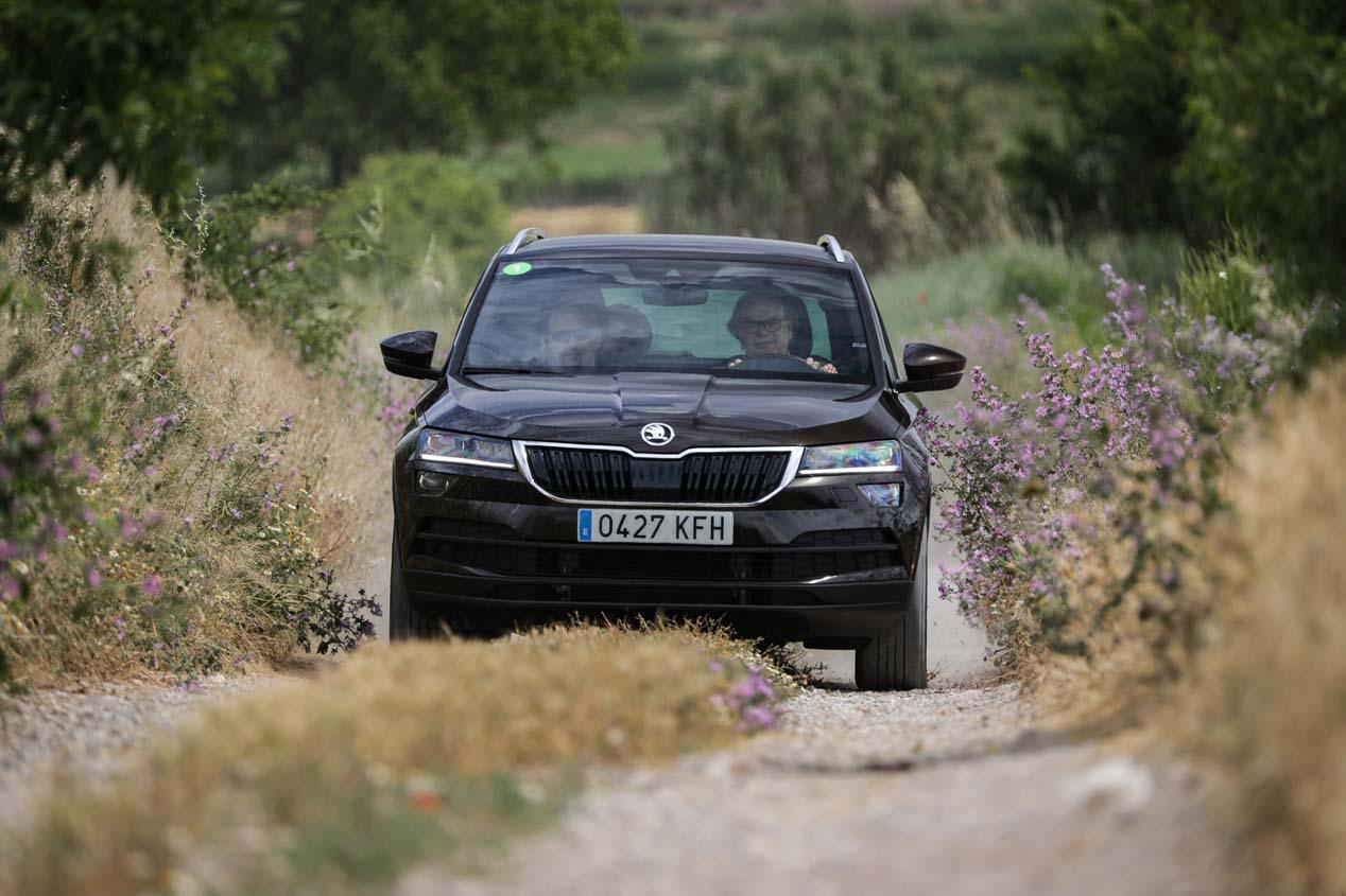 Skoda Karoq y Kodiaq. Éxito de los SUV de la marca checa