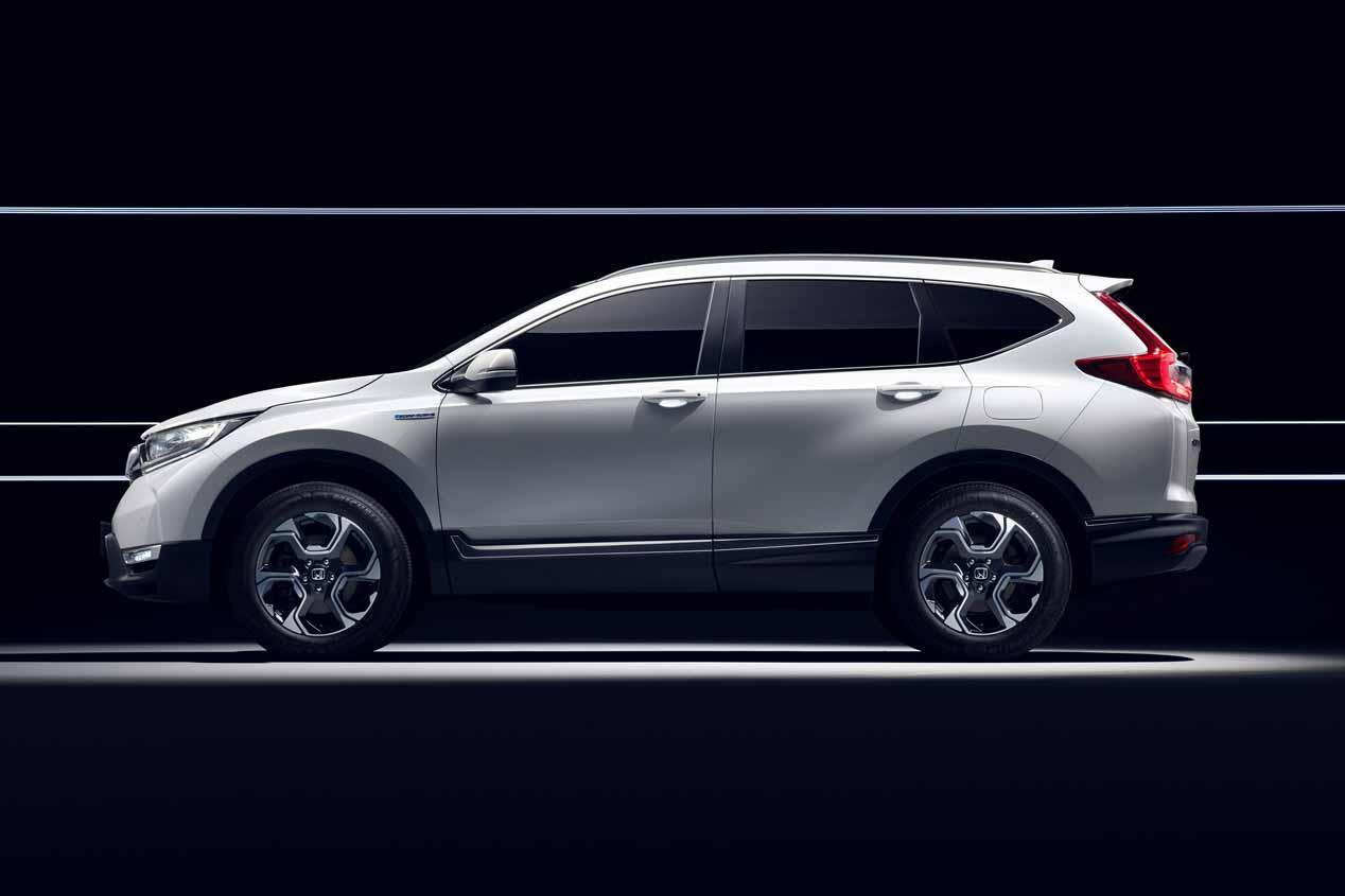 Honda CR-V 2018: las mejores imágenes del nuevo SUV
