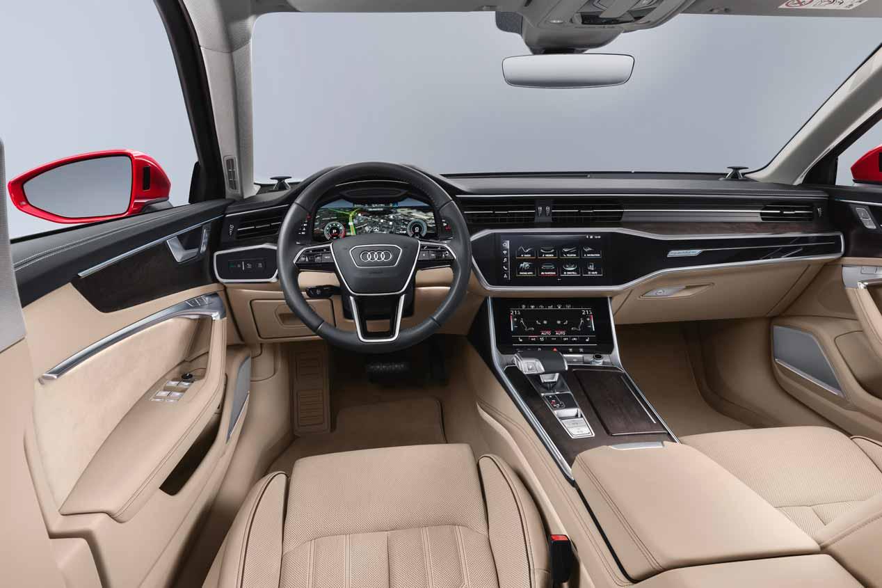 Audi A4 2019: así podría ser la renovada berlina
