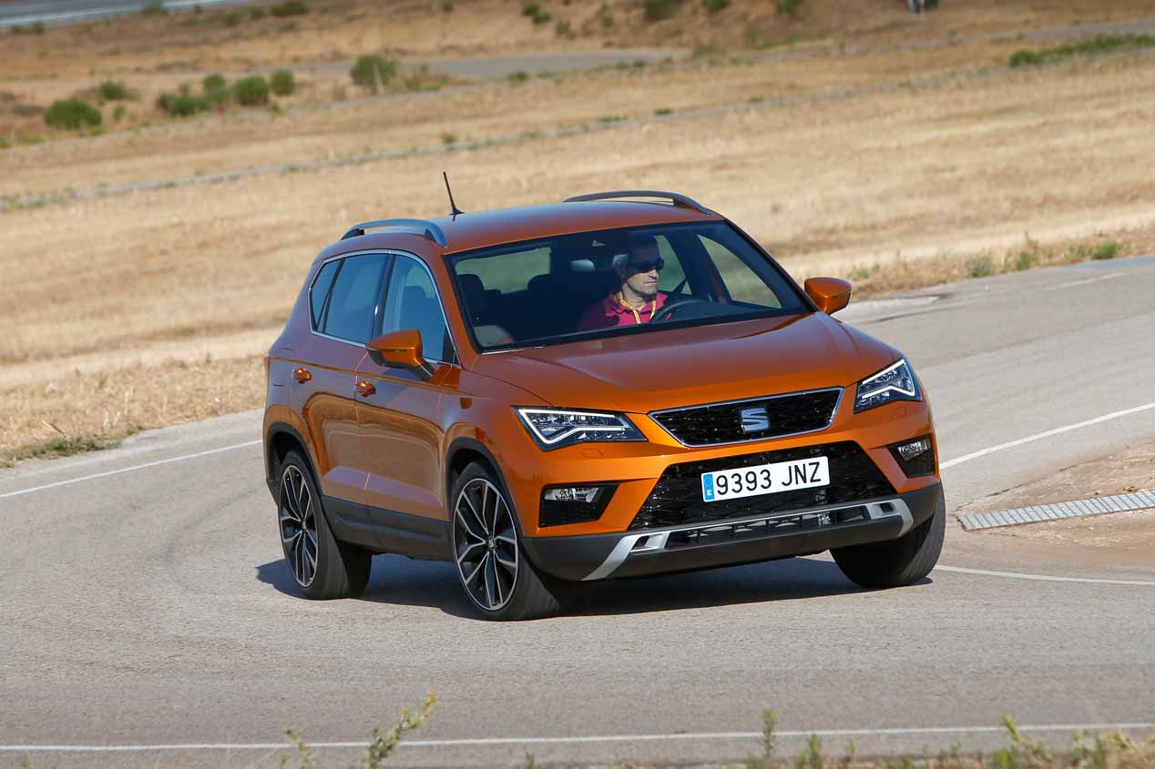Top Ten de ventas de coches y SUV de mayo en España
