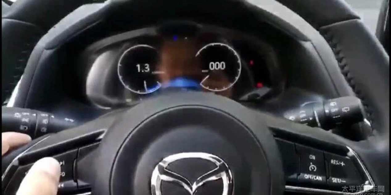 El Mazda3 2019 se estrenará en el Salón de Los Ángeles