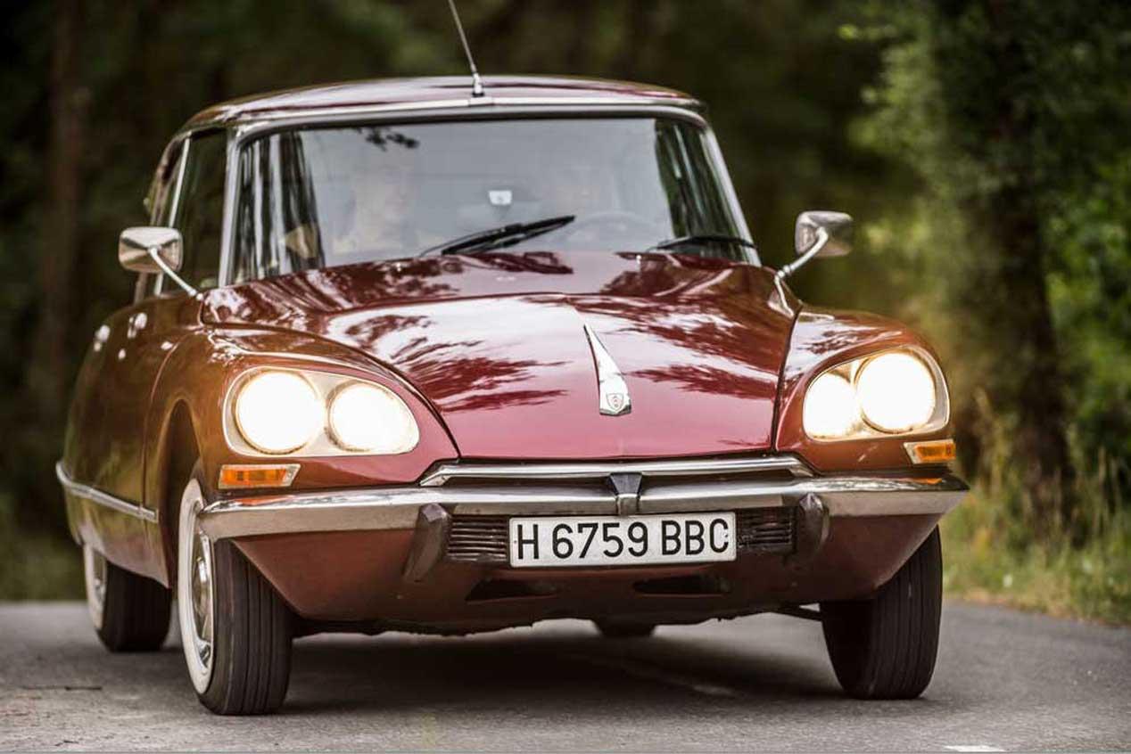 Clásicos por menos de 10.000 euros: La década de los 60