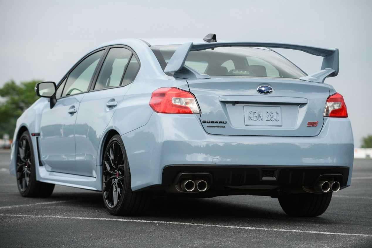 Subaru WRX y WRX STI, ahora con edición especial Series
