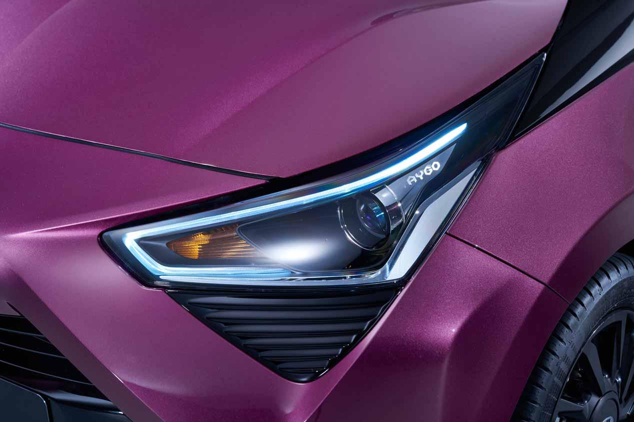 Toyota Aygo 2018