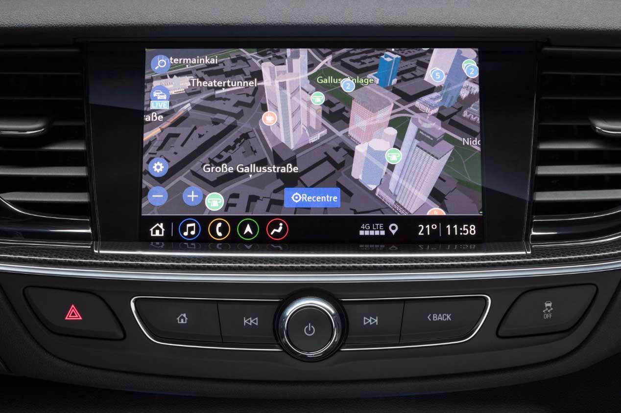 Multimedia y Multimedia Navi Pro, los nuevos sistemas de infoentretenimiento de Opel