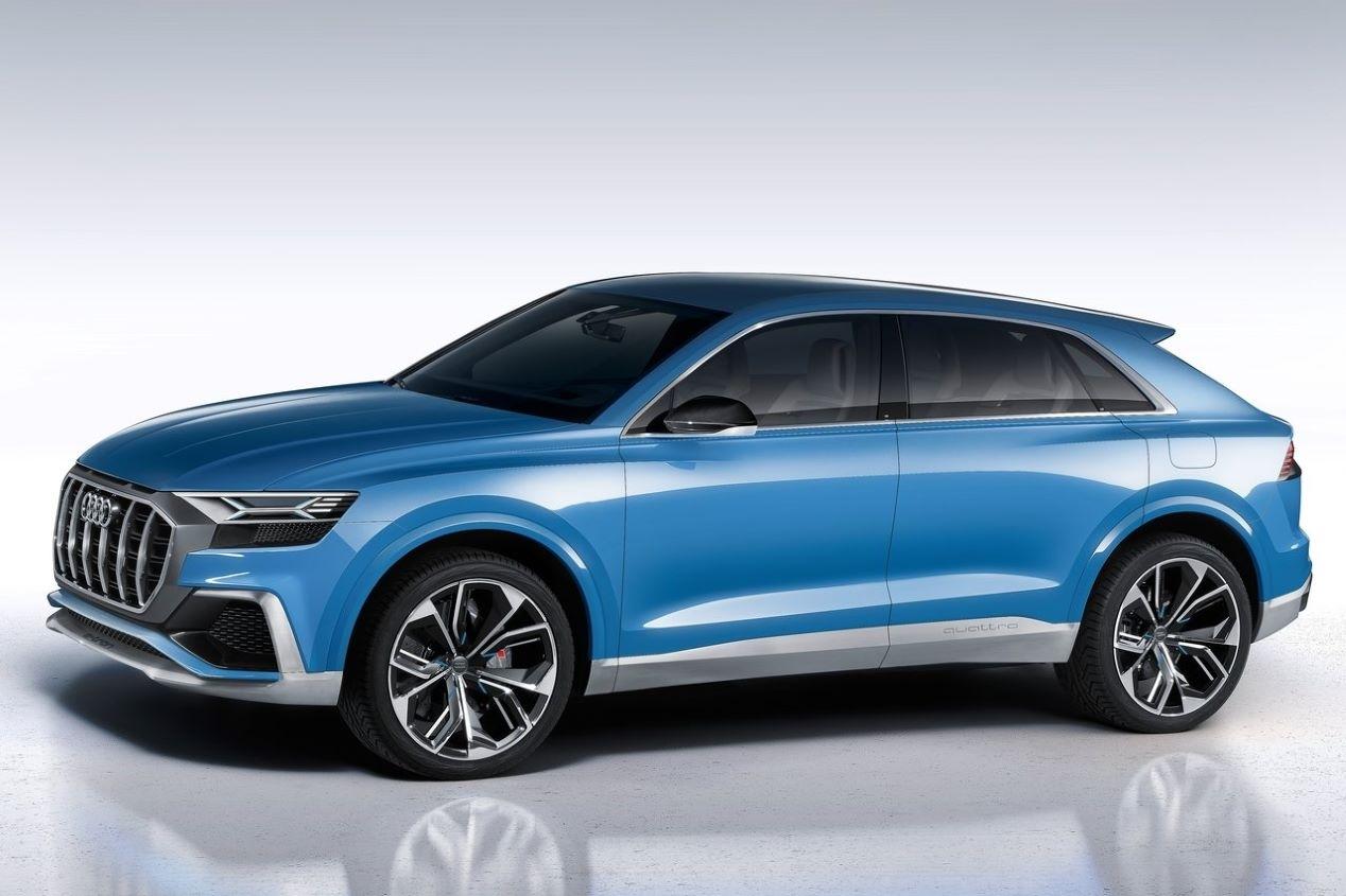 Q1,Q4, Q6, Q9... ¿Más SUV para Audi?