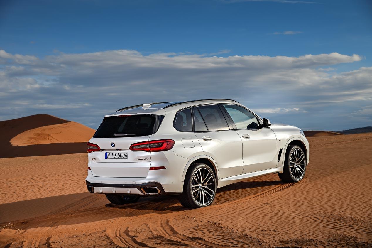 BMW X5 2019: así es la nueva generación del SUV grande de BMW