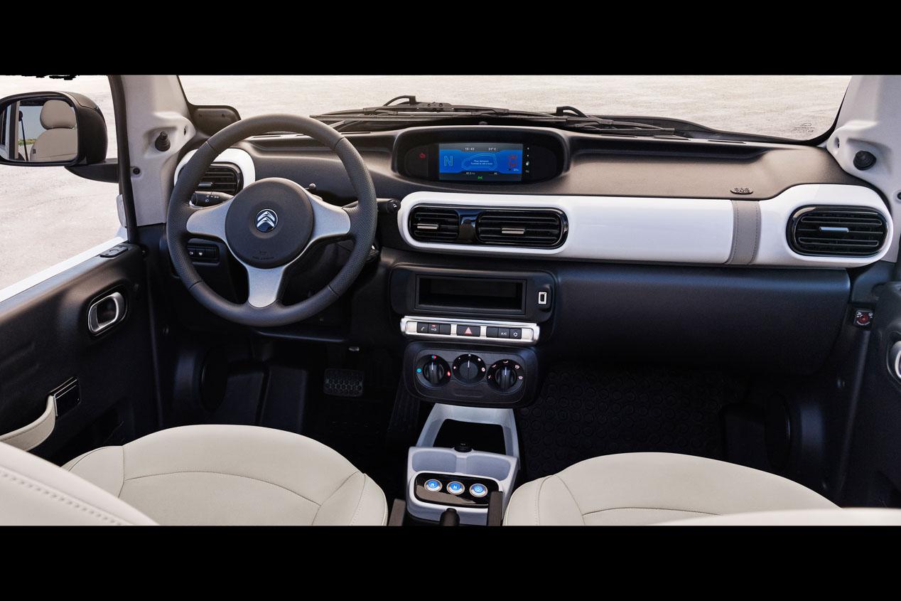 Nos ponemos a los mandos del nuevo Citroën e-Mehari