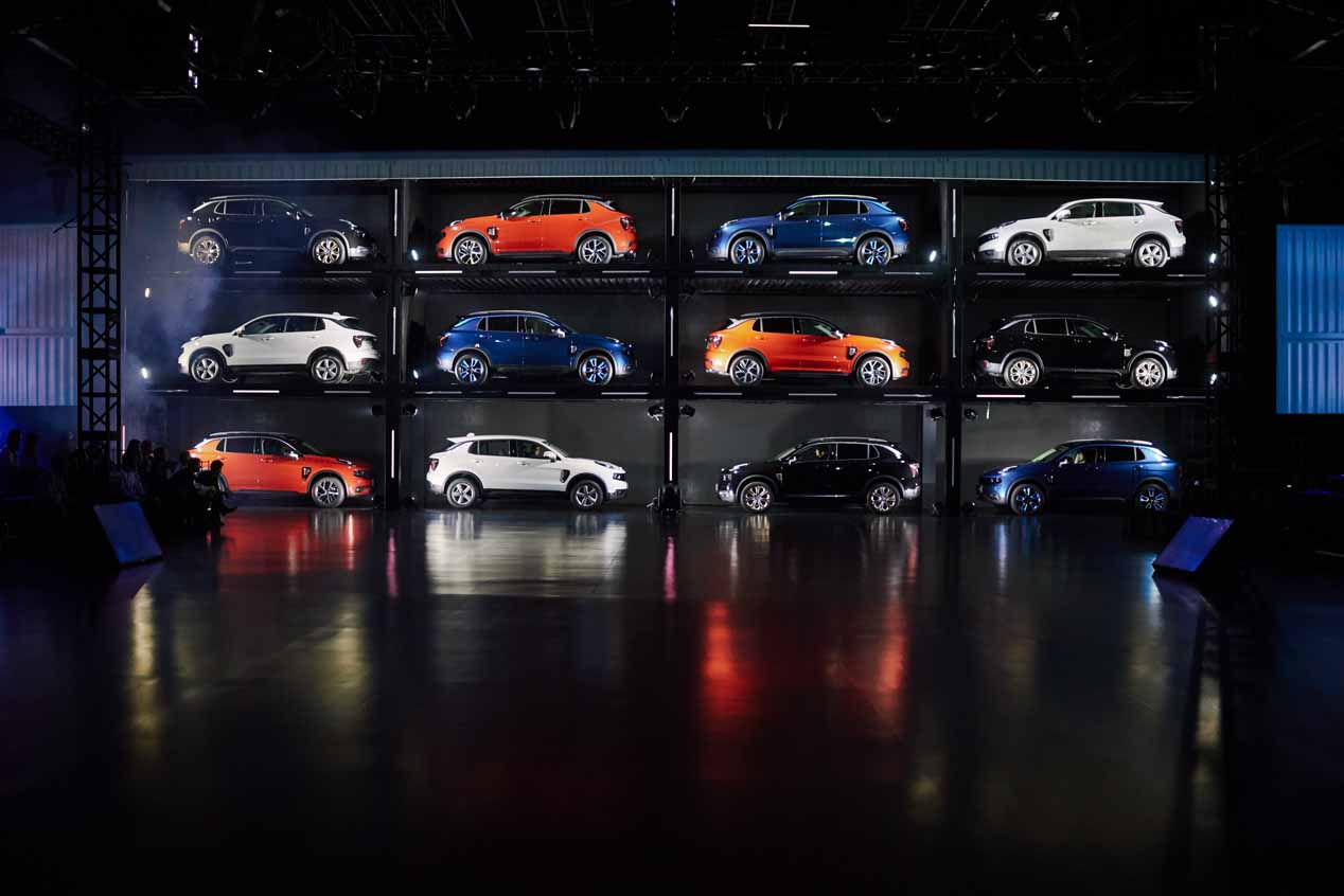 Para Volvo los coches podrían ser algo secundario