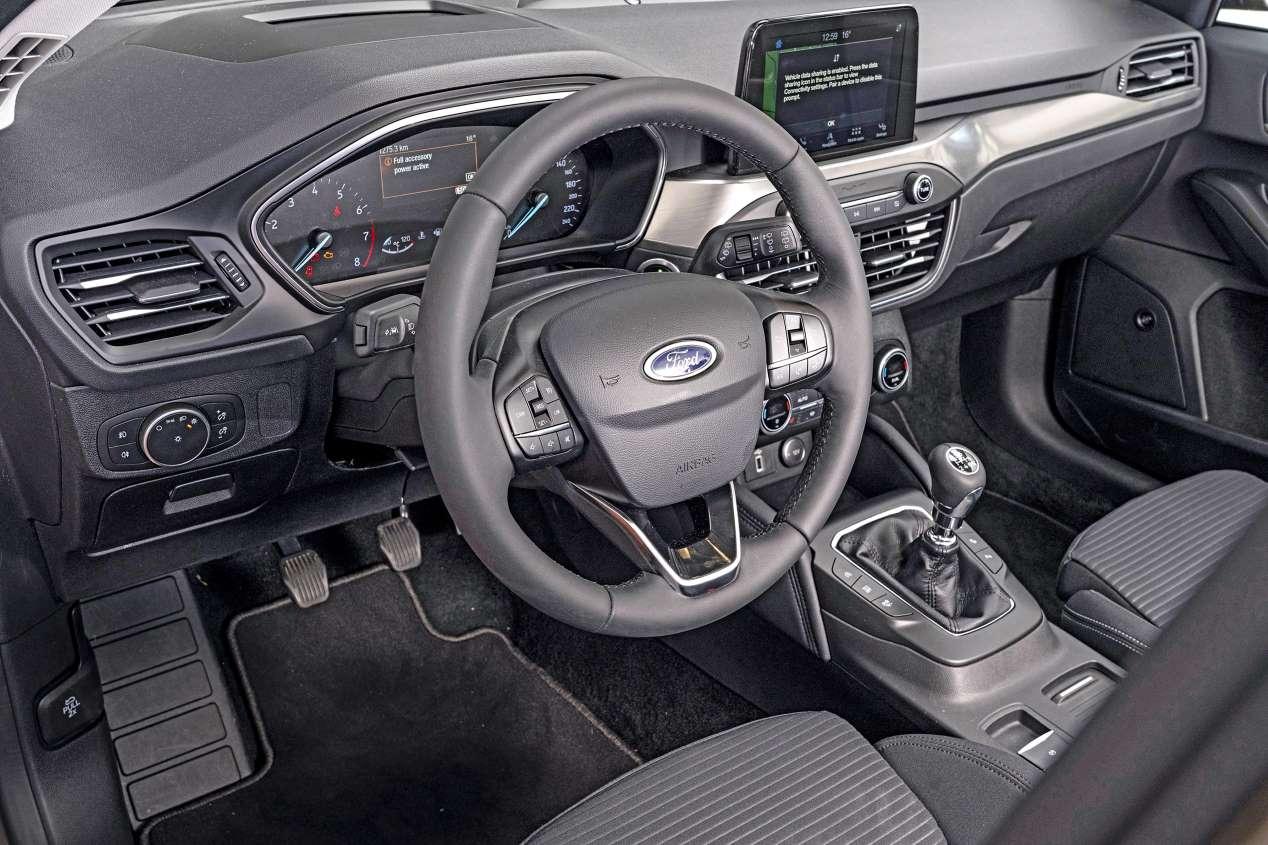 Ford Focus 2018: ¡subimos ya al compacto más esperado!