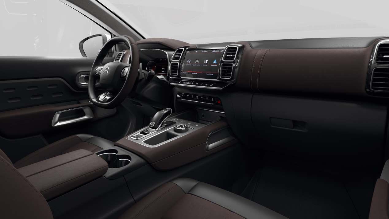 El Citroën C5 Aircross: el SUV que quiere ser el más cómodo