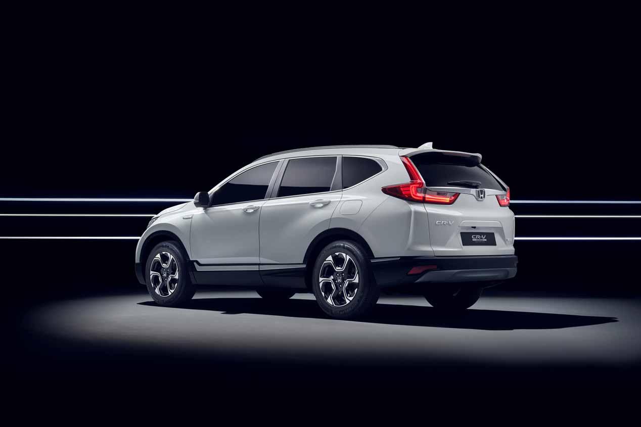 Honda CR-V 2018 vs Seat Tarraco vs Toyota RAV4: así son los nuevos SUV que vienen