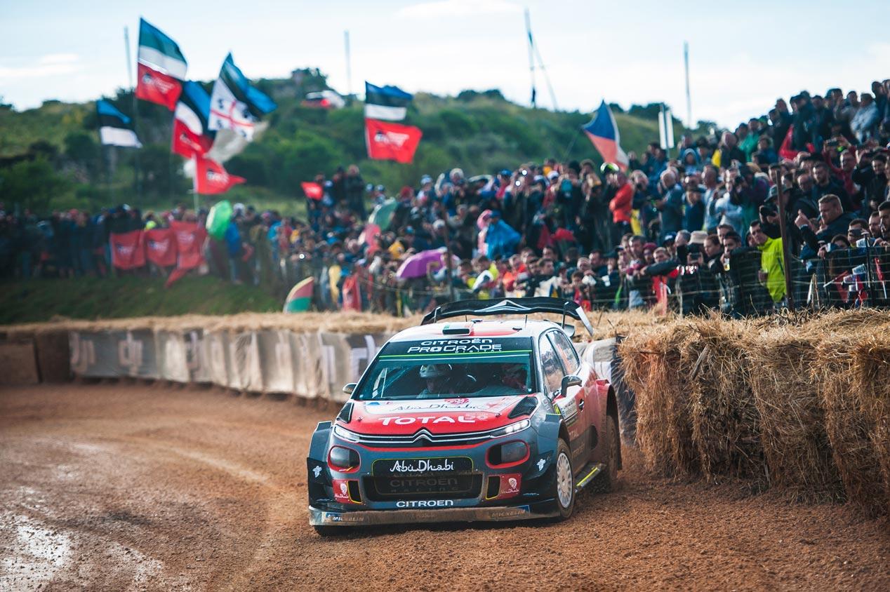 Las mejores fotos del Rally de Italia 2018