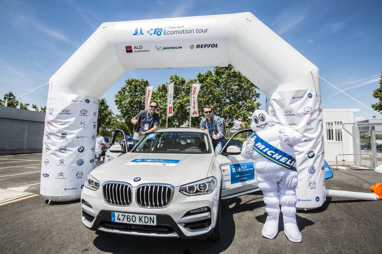 ALD Ecomotion Tour 2018: así fue el tour de la eficiencia