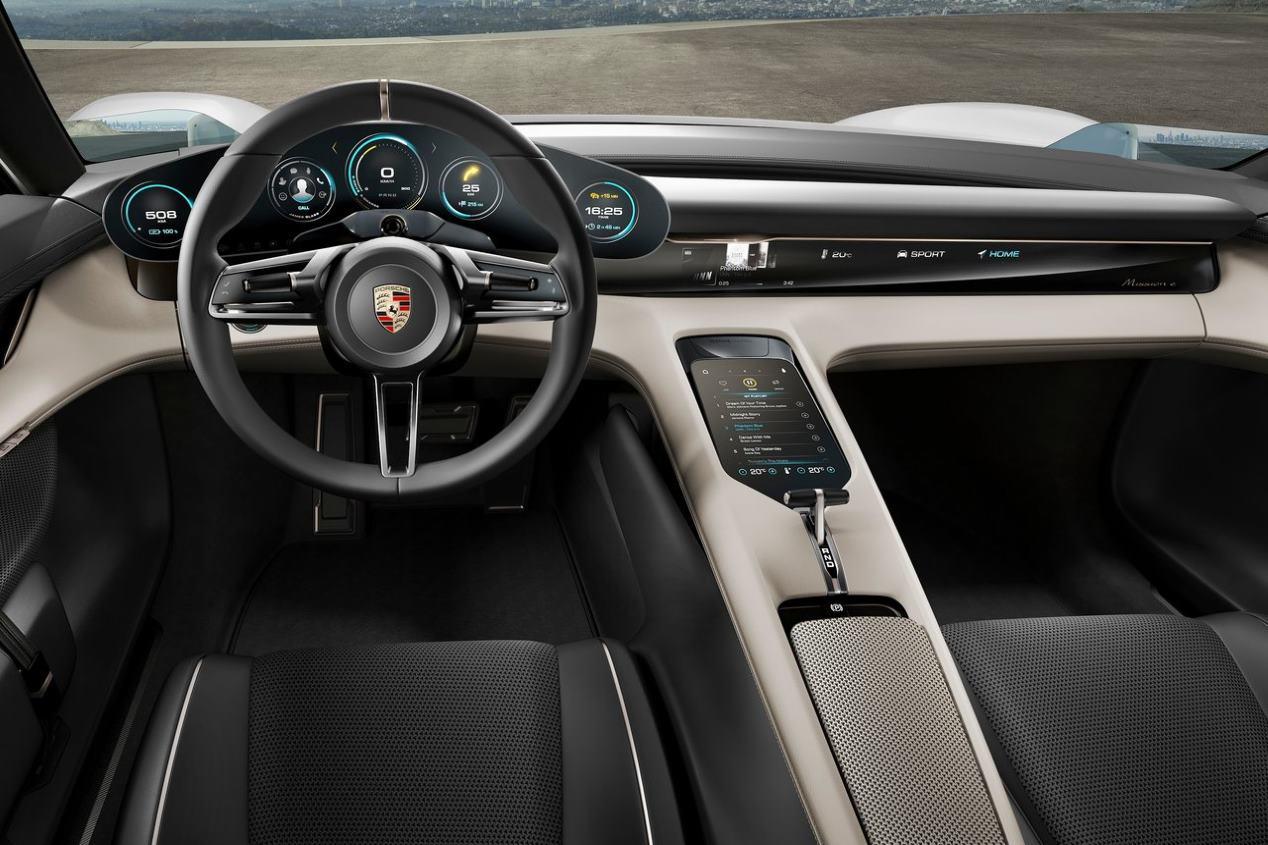 Porsche Taycan: el primer Porsche 100% eléctrico