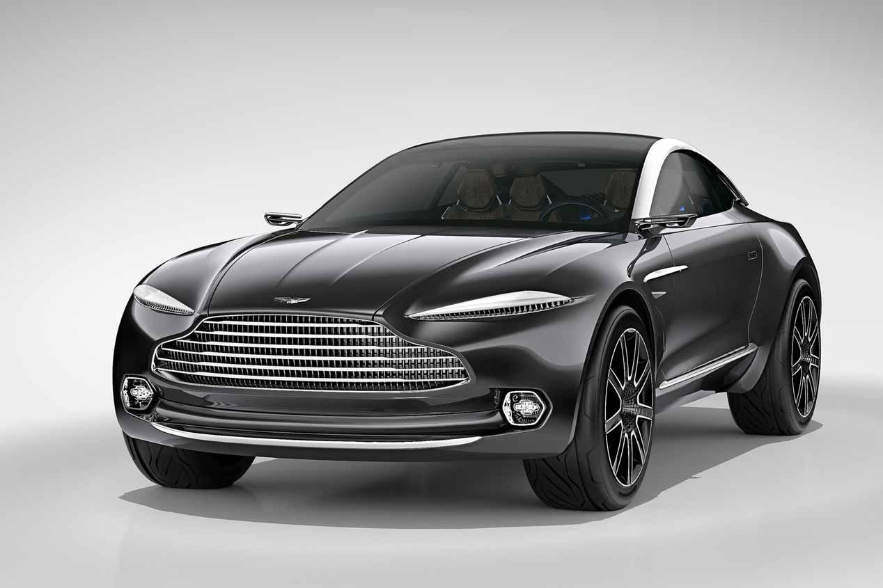 Aston Martin DBX: cuenta atrás para el nuevo SUV