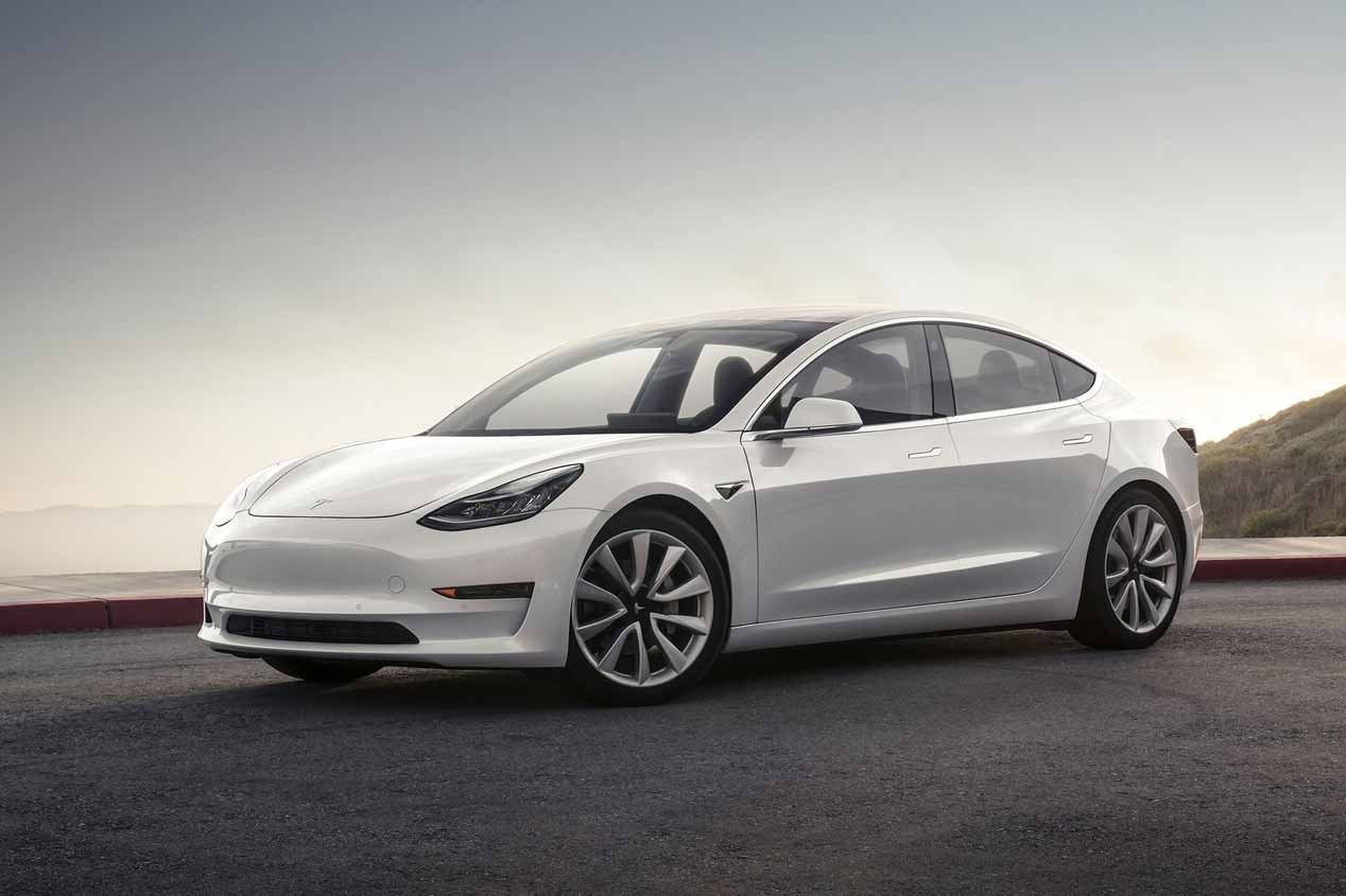 Tesla podría tener un sexto modelo: un compacto similar al I.D. de VW