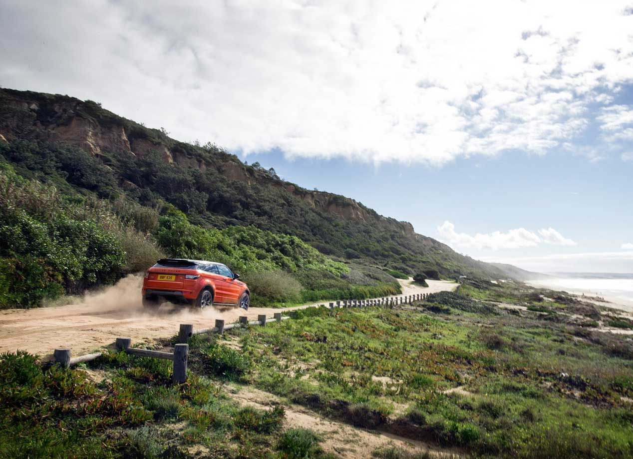 ¿Adiós al Range Rover Evoque de tres puertas?