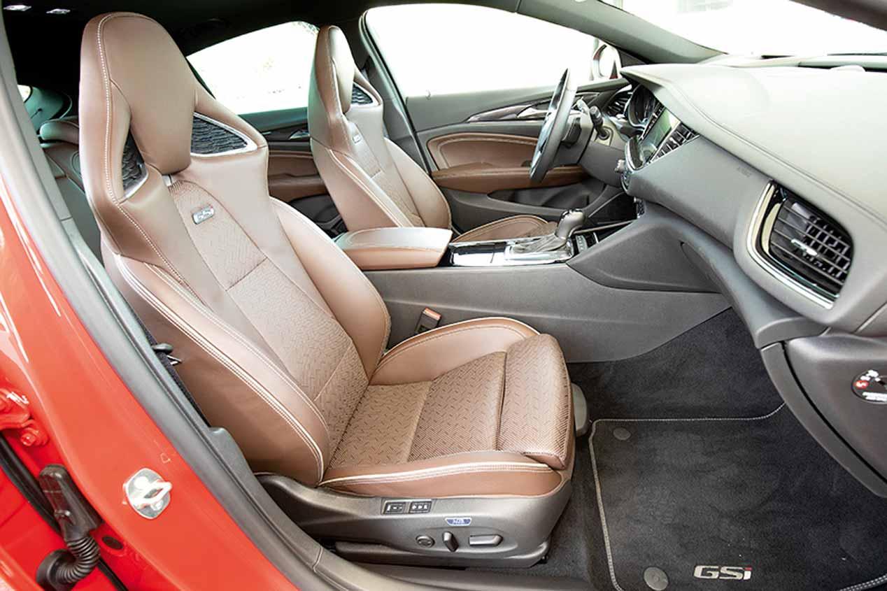Probamos el Opel Insignia GSI Turbo de 260 CV: una berlina muy completa