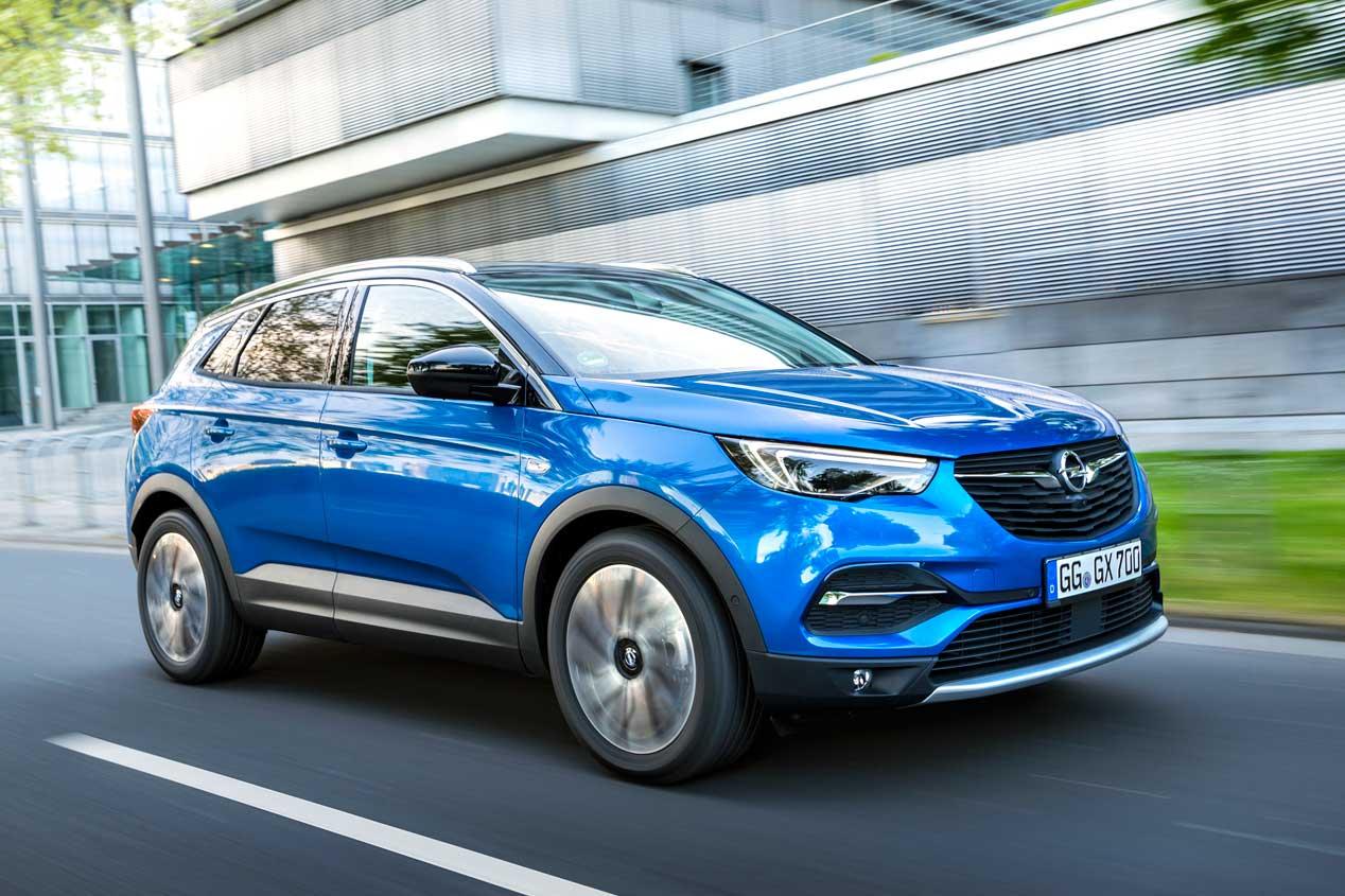 Opel tendrá cuatro coches electrificados en 2020