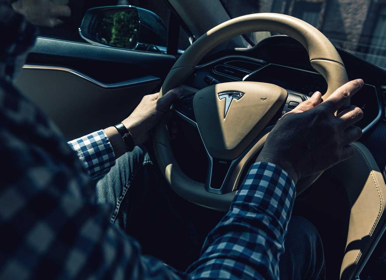 ¿Un Tesla familiar? Así es el Model S Shooting Brake