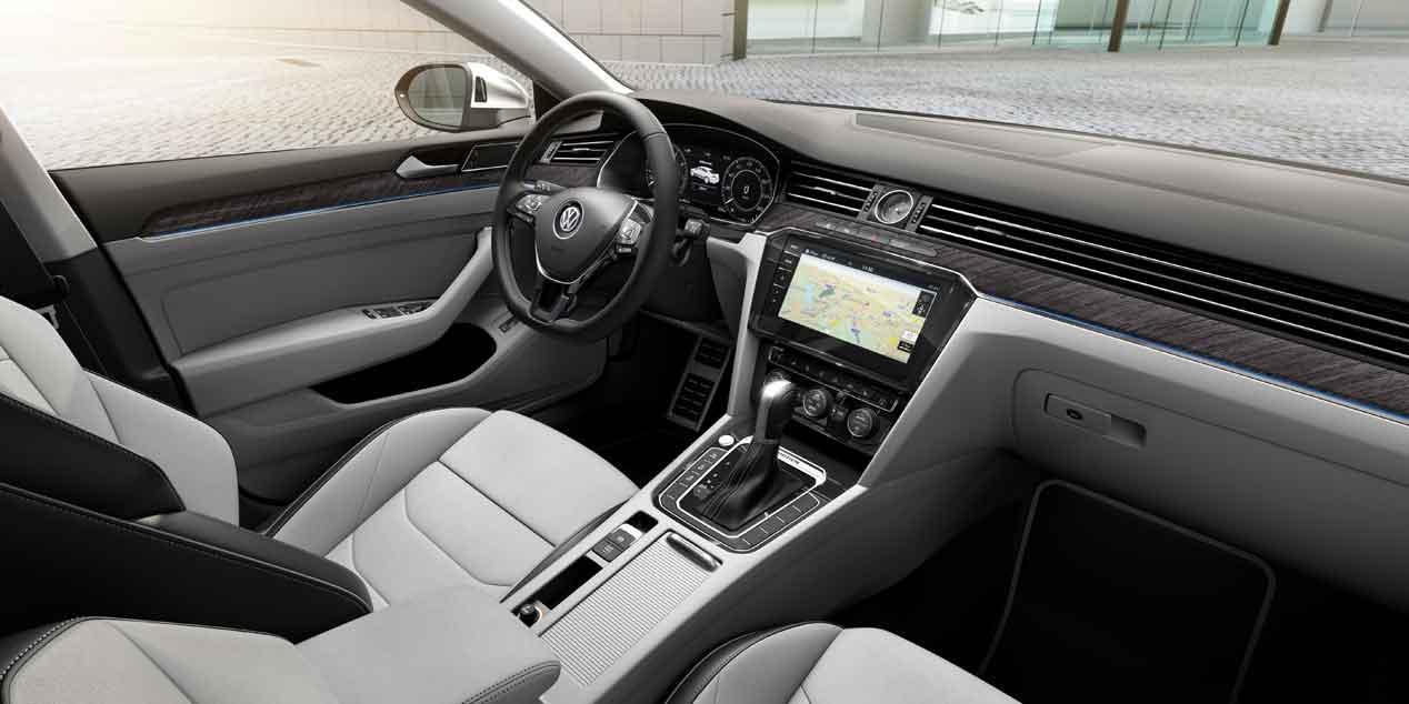 VW Passat 2019: así será la nueva berlina alemana