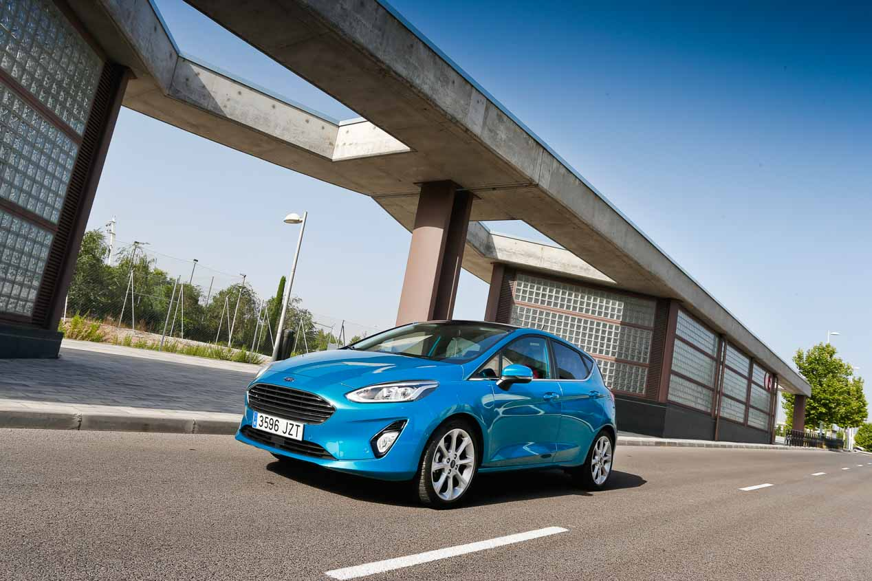 Comparativa: Ford Fiesta 1.0 Ecoboost/125 vs Fiesta 1.5 TDCi/120
