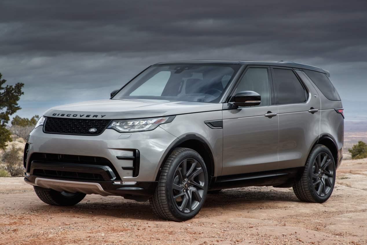 El Land Rover Discovery 2019, con filtro de partículas en todos sus motores