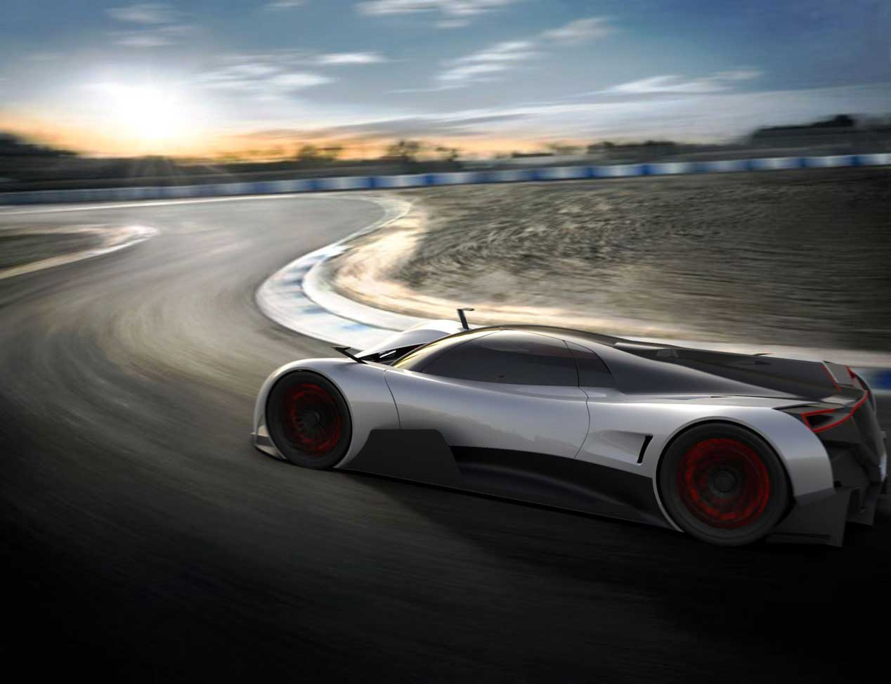 Kia Symphony Concept, su prototipo de carreteras